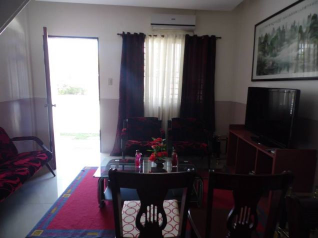 Furnished Two Bedroom Apartment For Rent In Angeles City - 6