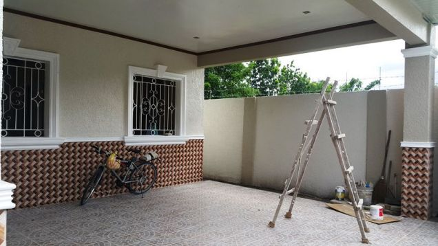 Brandnew house and lot for rent located in friendship - 40K - 3