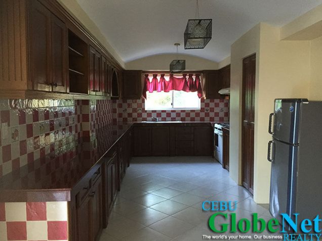 House and Lot, 4 Bedrooms for Rent in Dona Rita, Cebu, Cebu GlobeNet Realty - 6