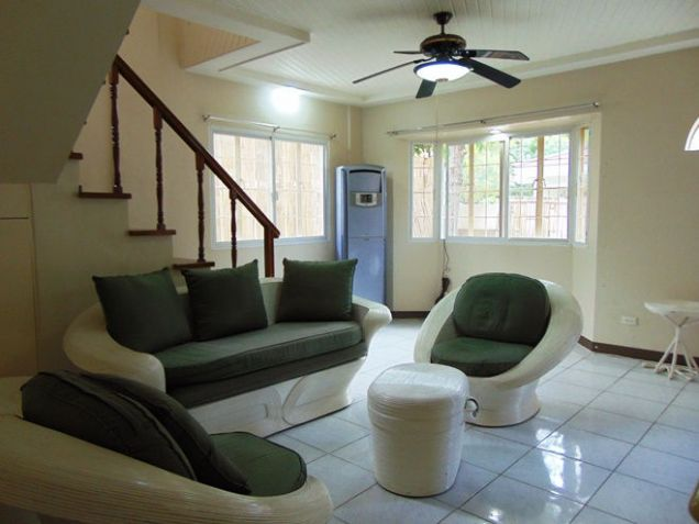 Fully Furnished House for rent in Talamban, Cebu City, 5-Bedroom, 200 sq.m. floor area - 0