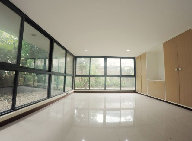 Lease / Rent: Newly Renovated House & Lot, North Forbes Park, Makati City - 0