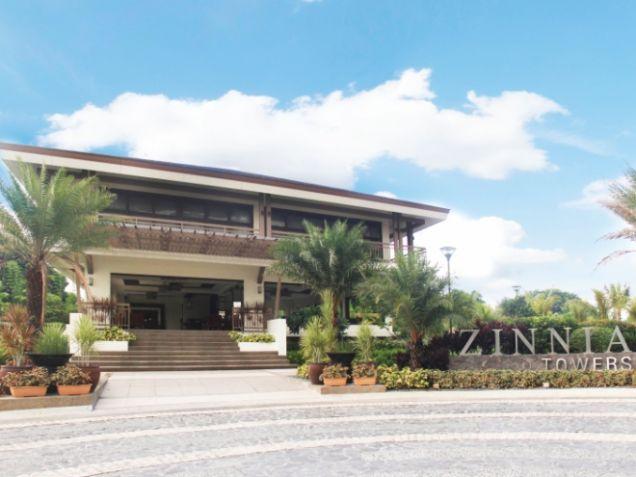 2 bedroom with 2bathroom Rizal RFO Zinnia towers facing Makati Skyline - 6
