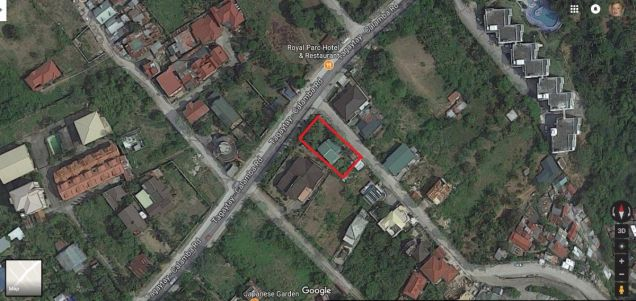 For Sale Lot with old house Tagaytay Calamba Road Tagaytay City - 0