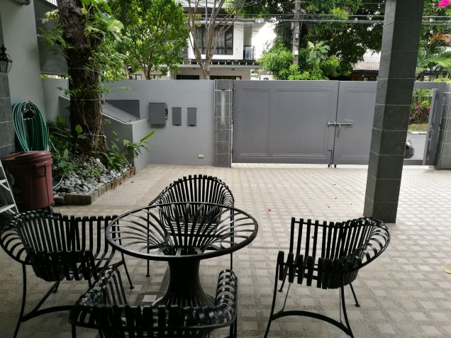 Fully Furnished House for rent in San Lorenzo Village Makati City - 9