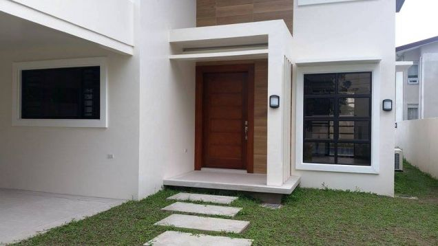 W/POOL 2-Storey House & Lot For Rent In Friendship Angeles City Very Near To CLARK - 7