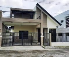 1 Storey House with 3 Bedrooms for rent in Angeles City - 45K - 0
