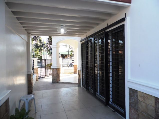 TWO Storey Furnished House & Lot For RENT In Balibago Angeles City - 1