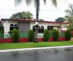 Bungalow House and Lot for Rent in Angeles City Fully Furnished P40k only - 0