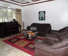 Bungalow House with Spacious yard for rent in Angeles City, Pampanga - P50K - 7
