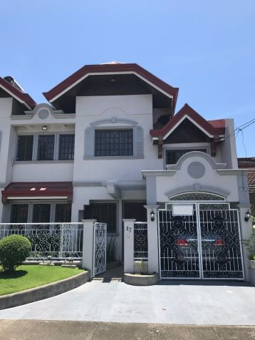 3 Bedroom with Attic House for Rent Ayala Alabang - 0