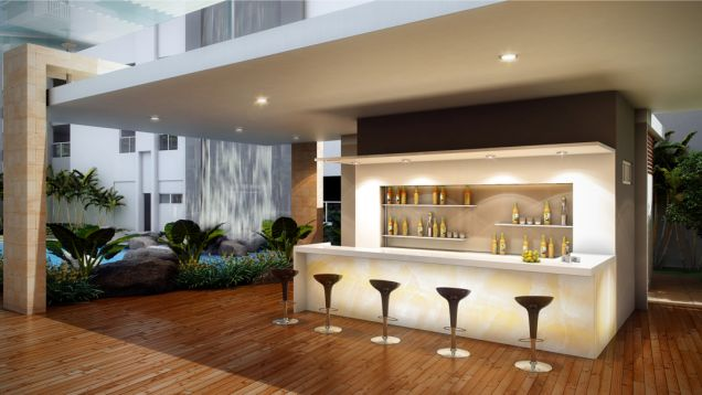 Bi-Level Penthouse in Kasara Resort Residences for Sale along C-5 Pasig City - 1