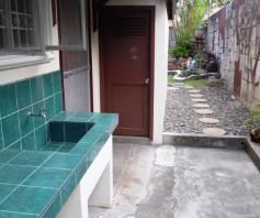 Corner Lot w/Huge Yard House & Lot For RENT In Friendship Angeles City - 4
