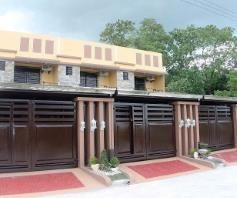 25K Townhouse for rent near in Friendship Angeles City - 0