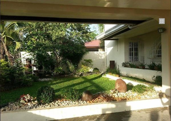 Bungalow House With Big Garden For Rent In Angeles City - 5