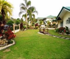 Corner Lot w/Huge Yard House & Lot For RENT In Friendship Angeles City - 0