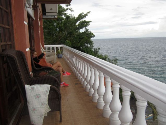 For Rent Two Beachouses with Pool,Garden and Cliff Beachfront, Tabogon Cebu - 8