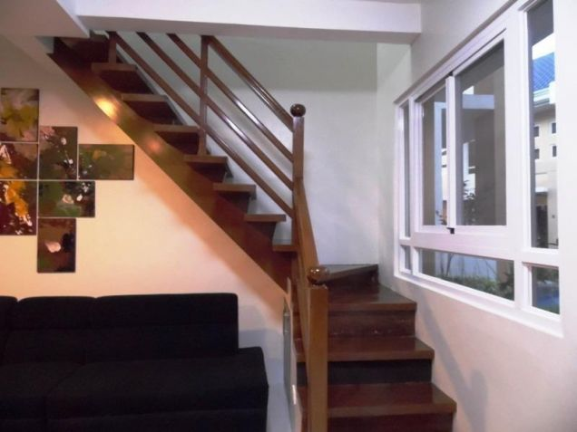 Two Storey Townhouse for rent with 2 bedrooms in Angeles - 2