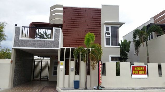 Modern House with 4 bedrooms for rent - Near SM Clark - 8