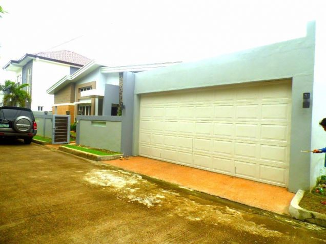 Furnished Bungalow House For Rent In Angeles Pampanga - 0