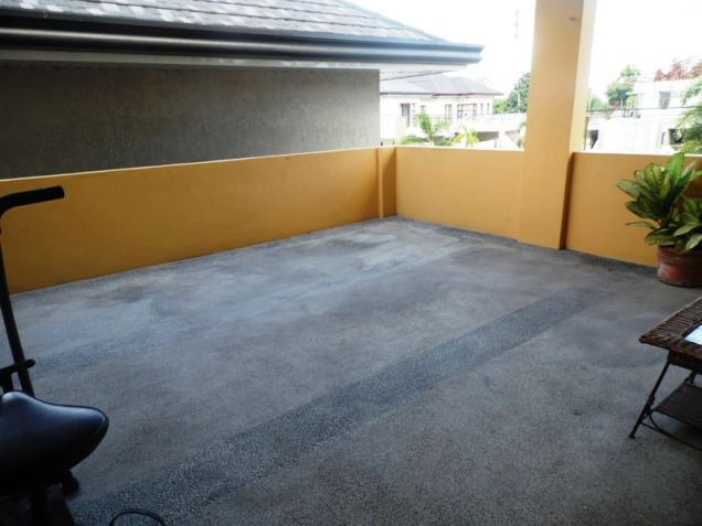2-StoreyFurnished House & Lot For Rent In Hensonville Angeles City... - 4