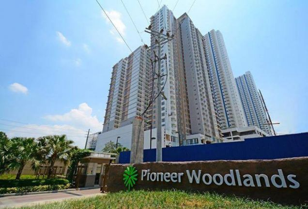 Studio Type Condo in Mandaluyong 7K No Downpayment at Pioneer Woodlands - 7
