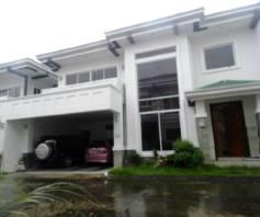 Three Bedroom Townhouse For Rent In Angeles City For P30k. - 0