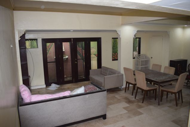 5 bedrooms Furnished  Townhouse  with Fiber optic ready @Php50k - 6
