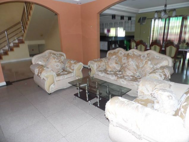 2 Storey House and Lot for Rent in Friendship Angeles City near Clark - 1