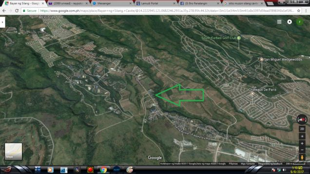 1500 sqm commercial lot in Puting Kahoy Silang Cavite Rush - 2