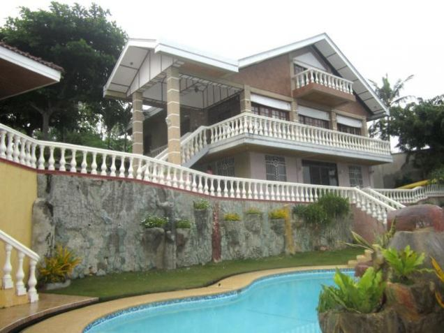 For Rent Two Beachouses with Pool,Garden and Cliff Beachfront, Tabogon Cebu - 4