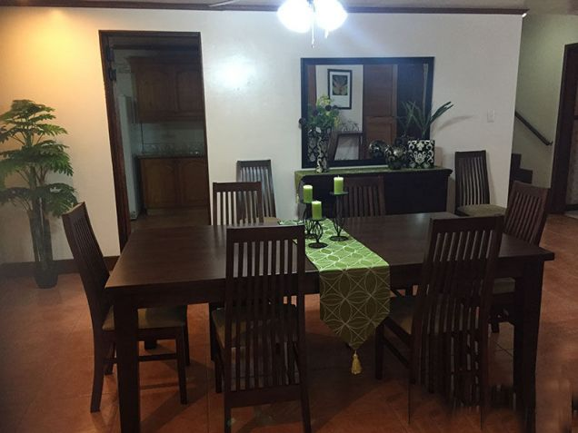 9 BR Furnished House For Rent in Maria Luisa Subdivision, Banilad - 1
