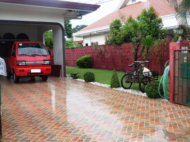 Bungalow House 3 Bedroom Fully Furnished for Rent - P50K - 7