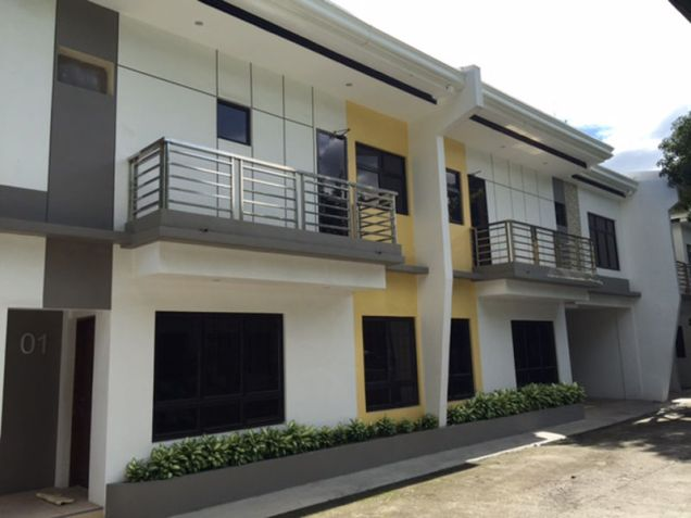 Townhouse, 3 Bedrooms for Rent in Lahug, Cebu, Cebu GlobeNet Realty - 0