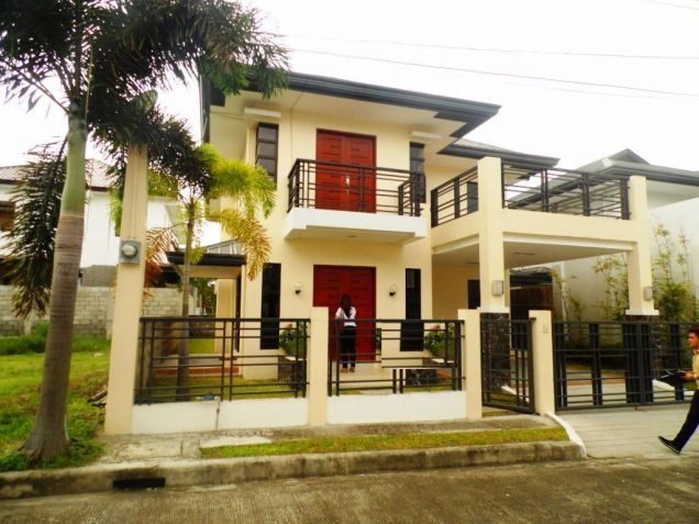 3 Bedroom Furnished House and Lot for Rent in Amsic - 0