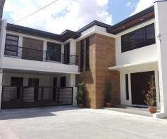 Brand New House With Pool For Rent In Angeles City - 0
