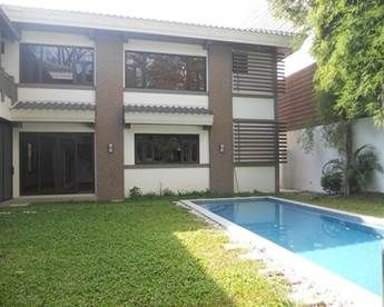 House and Lot, 4 Bedrooms for Rent in San Lorenzo Vilage, Makati, Metro Manila, - 0