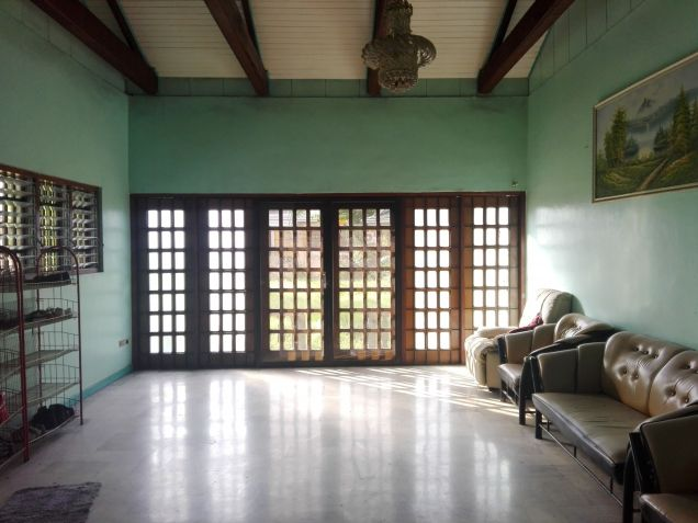 3BR with Huge yard for rent located in Angeles City - P26K - 0