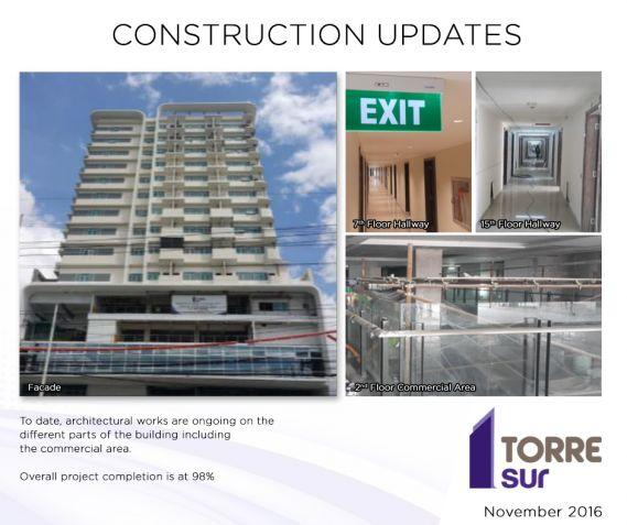 Torre Lorenzo Sur, 1 Bedroom for Sale, Las Pinas, Phillipp Barnachea - 5
