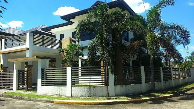 House and Lot for rent with 3BR in Angeles City - 40K - 0