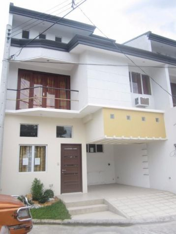 Luxury 4 Bedroom Town House For Rent In Friendship Angeles City Near CLARK - 0
