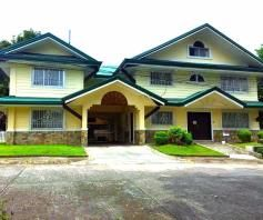 Two Story House With 5 Bedrooms For Rent In Angeles City - 0