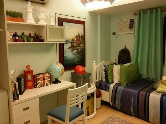 Mirea Residences 2br in Pasig near Sta Lucia Mall,Robinson,Pure Gold,LRT Station - 5