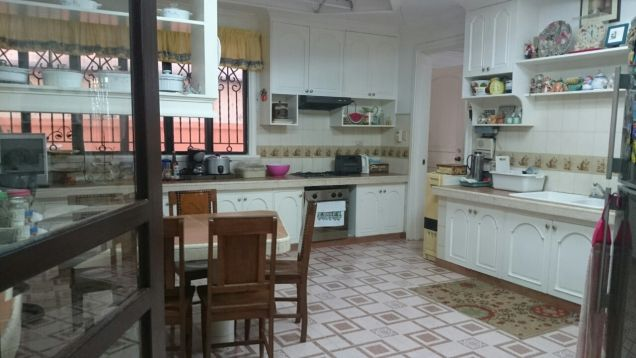 Ayala Alabang Furnished House For Rent - 7