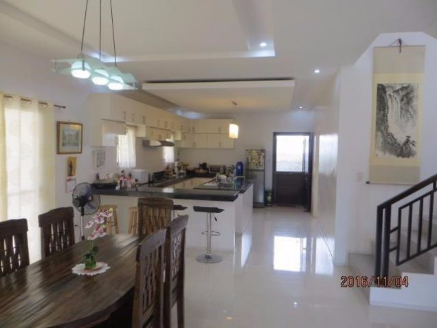 4BR Fully furnished House for rent near Clark - 70K - 5