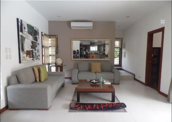 Fully Furnished House with Swimming pool for rent @ 90k - 9