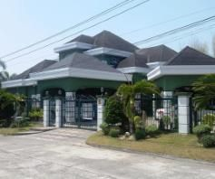 Huge House with 6 Bedrooms for rent in Friendship - Fully Furnished - 0