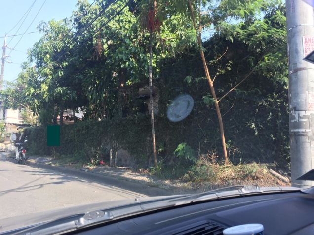 400 sq.m. Residential Lot with Old House for Sale in Brgy. Merville, Parañaque C - 0
