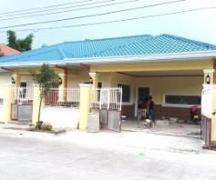 For Rent New Bungalow House In Friendship Angeles City - 0