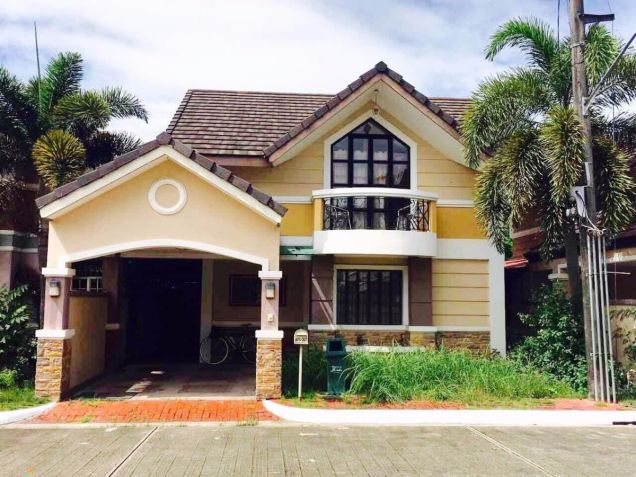 2 Storey House and Lot for RENT in City of San Fernando, P30K - 0