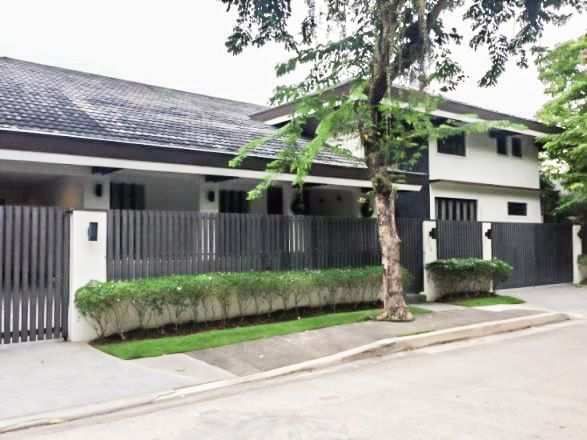 House and Lot for Rent, 4 Bedrooms in Muntinlupa, Metro Manila, RHI-16178, Reality Homes Inc - 0